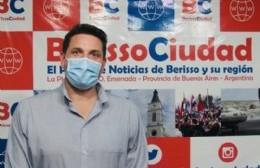 Ramírez Borga ratificó que no hay internados con Covid en la terapia intensiva del Larraín