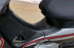 Pibe de 14 años manejaba una moto robada y terminó detenido