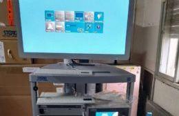 Nuevo equipo de video laparoscopio para el Hospital Larraín