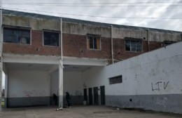 Gimnasio Municipal: Forzaron una chapa pero no se llevaron nada