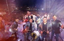 Daniel Cardozo y su banda.