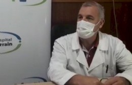 """Meseta alta: """"Hoy son positivos un 40-45 por ciento de los hisopados"""""""