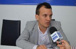 Juan Pablo Molina, abogado de Ojeda, jubilado del Astillero. (Foto: NOVA).