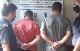 Pagaron con un billete falso y quedaron detenidos