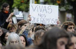 Información del área de Derechos Humanos y Violencia Familiar y de Género.