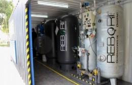 Hospital Larraín: Control exhaustivo del consumo de oxígeno