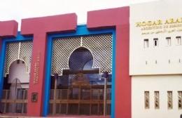 Colecta solidaria motorizada por el Hogar Árabe