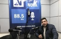 """Jonathan Barros: """"No fuimos nosotros quienes rompimos, fueron ellos"""""""