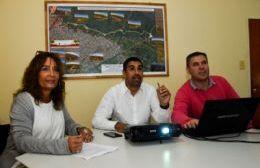 Se sorteó el smart TV entre los cumplidores de la Tasa de Servicios Generales Urbanos