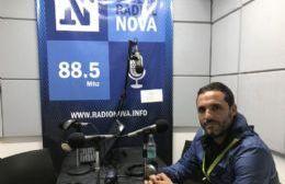 """Juan Mincarelli: """"No trabajamos para las PASO, trabajamos para un Berisso mejor"""""""