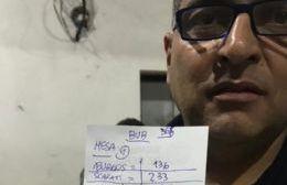 Dos mesas de tres escrutadas indican a Roberto Scafati como presidente de Bomberos