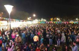 Explotó la segunda jornada de la Fiesta de la Cerveza