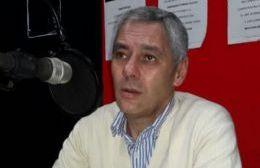 Fabián Cagliardi, concejal peronista.