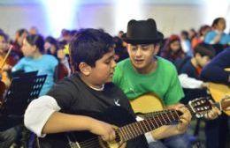Un orgullo para la ciudad: La Orquesta Escuela festeja sus 13 años de vida