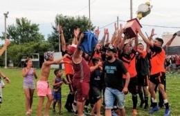 Club Santa Teresita campeón de la Liga Amistad