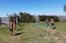 Paradores Deportivos y Culturales: Nueva propuesta dentro de los balnearios locales