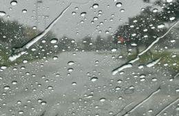 Alerta meteorológica por lluvias intensas y ráfagas de viento