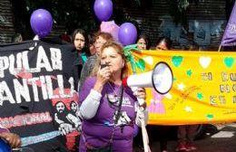 """Marcha feminista: """"Sabemos que en Berisso no se está haciendo lo que se tiene que hacer"""""""