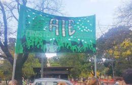 ATE Berisso acompañó marcha a la Gobernación bonaerense