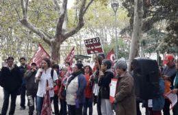 Paro de la CICOP: La lucha y el impacto en el Hospital Larraín