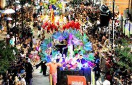 Ensenada recibe al Carnaval de la Región