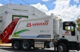 Servicio de recolección de residuos durante el fin de semana largo