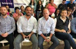 """IB lleva a cabo el """"Encuentro de Mujeres"""" con la presencia de Martín Insaurralde"""