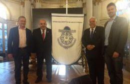 Berisso presente en acto por el 42º Aniversario de la Federación Argentina de Colectividades