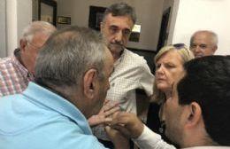 Concejales del oficialismo y la oposición en tensión