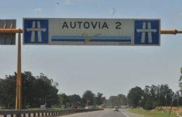 Camino a Mar del Plata, un micro se quedó varado en la ruta y los padres se preocuparon