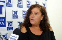 Susana González, legisladora provincial de Unidad Ciudadana.