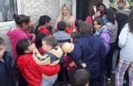 A diario concurren unos 70 niños.