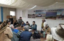 Se lanzó el Frente de Familias Productoras y del Trabajo Agrario de Berisso