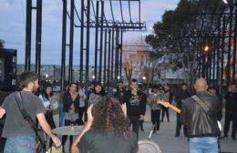 El Consejo de la Música tuvo su arranque en el Parque Cívico