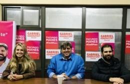 """Kondratzky y el cierre de campaña: """"No vamos a permitir que atropellen a los vecinos"""""""
