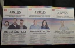 """Cierre de campaña de la lista que encabeza Marc Llanos con expectativa y entusiasmo que """"vamos a ver reflejados en los votos"""""""