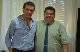 Juan Carlos Herrero y Jorge Nedela.