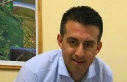Leandro Nedela, candidato en primer término del oficialismo berissense.