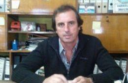 Claudio Hiser, secretario adjunto del Sindicato de Trabajadores Municipales.