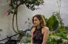 """Abril Oxalde se presenta en el ciclo de streaming """"Por amor al arte"""""""