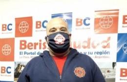 """Aclaración de Scafati: """"el 911 no es el mejor número ni para bomberos ni ambulancia"""""""