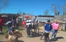 """Piden declarar la emergencia alimentaria en Berisso: """"Lo que nos dan es muy poco"""""""