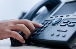 Servicio de atención telefónica para adultos mayores
