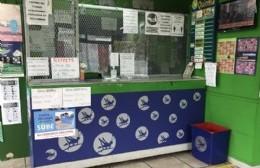 Agencias de lotería y el protocolo a pleno: Marcas, barreras y limpieza constante