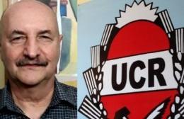 Damián Spinosa candidato a secretario general del Comité Berisso de la UCR