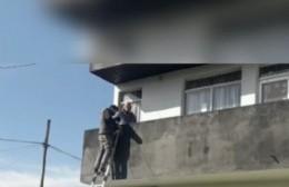 Estrella de Berisso logró colocar cámaras de seguridad y agradeció la ayuda