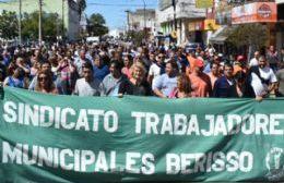 Se viene el paro: La comuna ofreció a los trabajadores un aumento del 6,86 % en dos tramos