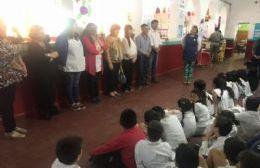 Presentación en Los Talas.