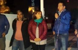 Acuerdo entre los sectores de Alejandro Paulenko y Adriana González