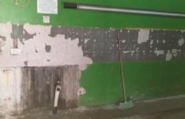 Continúan las obras de restauración en la sede del Sindicato de Trabajadores Municipales